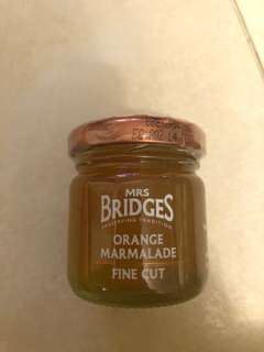 Mrs Bridges Orange Marmalade Fine Cut
