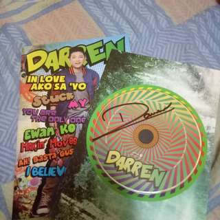 Darren Espanto (First solo album)