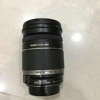 Canon Image Stabilizer