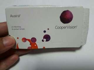 JUAL MURAH Lensa Kontak Cooper Vision Clear (Bening) MINUS 1,75 Bulanan UV Blocking (3 Pasang)