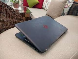 HP OMEN QUADCORE i7-7700HQ [8GB DDR4][1TB HDD][GTX1050 4GB HDDR5] 15.6INCH FHD