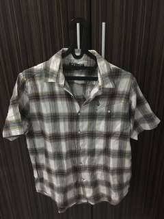 Volcom shirt short sleeves
