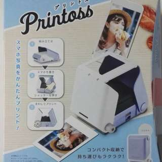 Printoss Instax Printer