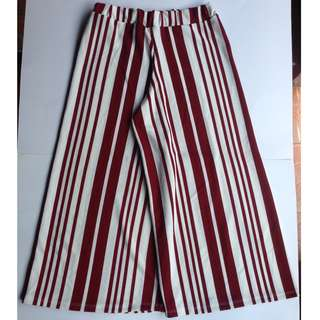 Striped Square Pants