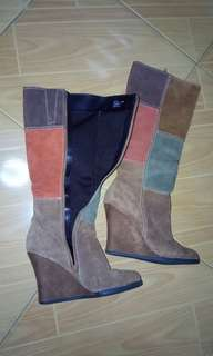 Knee high Leg Boots USA