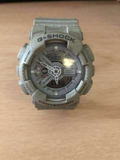 G-Shock 灰色