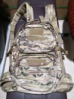 Tasmania Tiger Combat Pack MKII Multicam 軍用袋 背囊