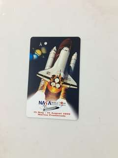 SMRT Card - NASA