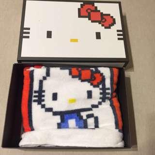 Hello kitty  (small face towel)