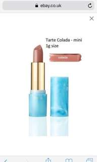 Tarte 'Rainforest of the Sea' Lipstick in Colada (1g)