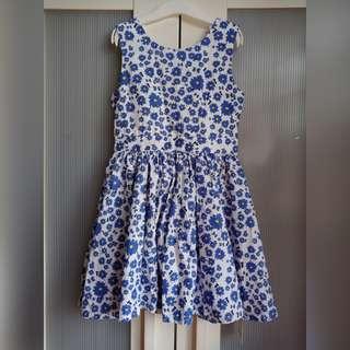Mothercare 7yrs sleeveless dress