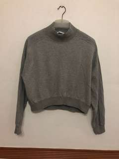 Zara Crop TOP Sweater