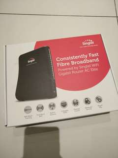 Wireless Router (Aztech FG7003GRV(AC), Singtel)