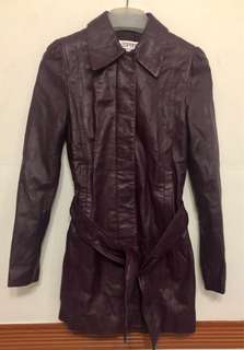 Esprit Fashion Leather Jacket