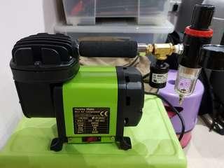 Hobby mate airbrush compressor