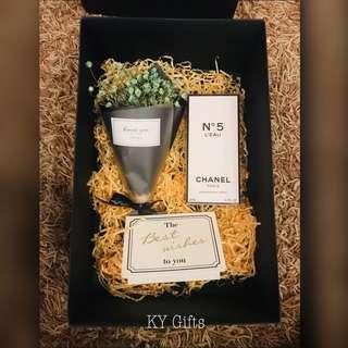 N5 Chanel Gift Box