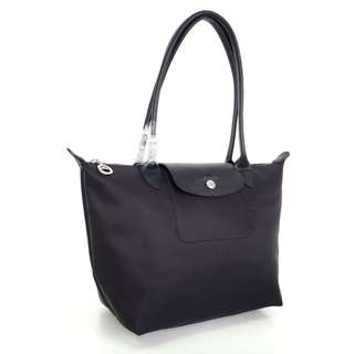 Longchamp Shopper Medium Long Handle