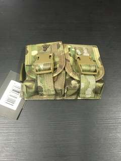 Warrior Assault Systems M67 double grenade pouch