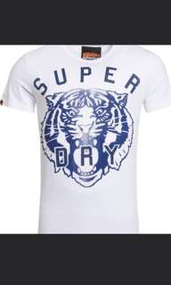 Superdry tee small