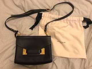 SOPHIE HULME medium shoulder bag