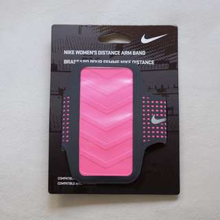 NIKE Women's Distance Arm Band for iPhone 6