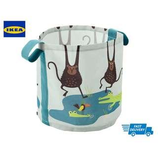 IKEA DJUNGELSKOG Storage bag, monkey