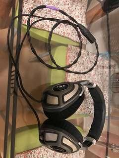 Sennheiser HD700 連 Acoustic Revive 平衡升級線