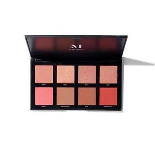 AUTHENTIC Morphe 8W Blush Palette