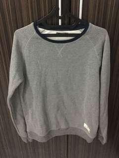 Wood grey sweater