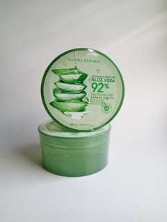 AUTHENTIC! Nature Republic Aloe Vera Soothing Gel