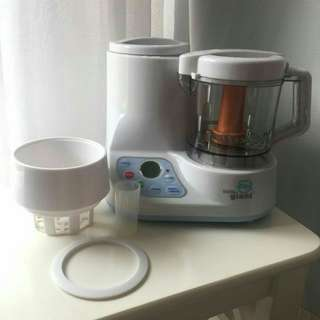 Green Baby food Processor (TitipJual)