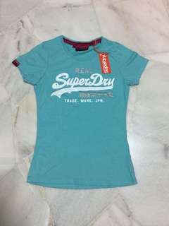 BNWT Superdry Women's Graphic Tee