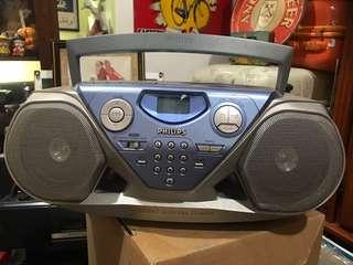 Philips Radio RM50 COD. Post tambah RM15.