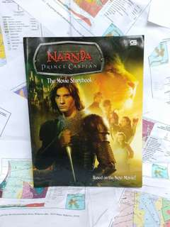 Narnia - Prince Caspian - The Movie Story Book
