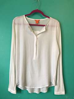 White blouse - small