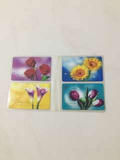 SMRT Card - Flowers