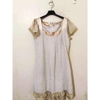 🚚 義大利 CUMAR 名牌洋裝 原價3580 質感非常好 氣質款 貴氣十足唷😄