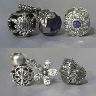 Get All 3 Pandora Charm Sale Set