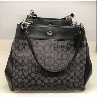 Coach Handbag Lexy Shoulder Bag