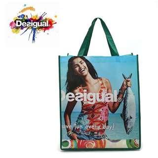 Desigual shopping bag