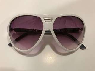 Vin Diesel white sunglasses