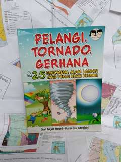 Pelangi, Tornado, Gerhana, & 25 Fenomena Alam Lainnya