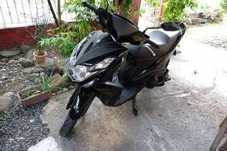 Yamaha Mio Mxi 125