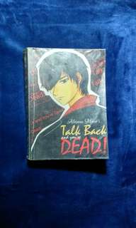 Wattpad book (talk back and you're dead)