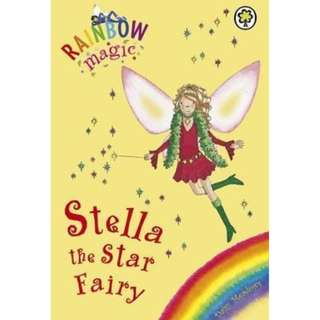 Rainbow Magic: Stella The Star Fairy : Special Paperback Rainbow Magic English  By (author)  Daisy Meadows , Illustrated by  Georgie Ripper