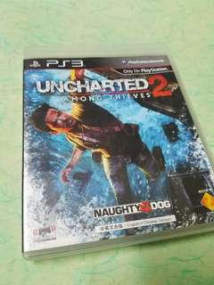 Play Station ~3UNCHARTED ~2   GAME MADE IN JAPAN