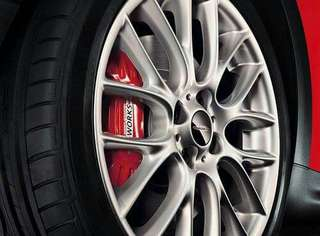 Mini JCW brembo 4pot 卡鉗