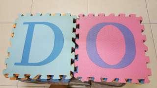 Puzzle mat(42pieces)