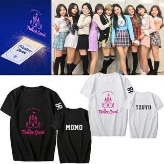 TWICE LAND UNOFFICIAL T SHIRT TWICELANDINKL