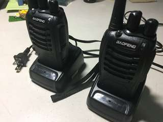 Two-Way Radio / Walkie Talkie - 1-Week Old